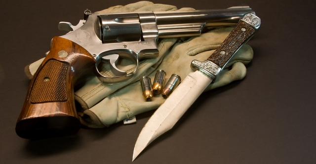 SMITH AND WESSON KNIVES