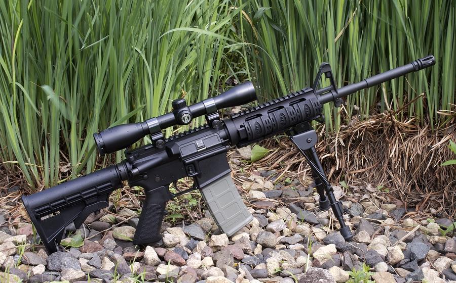 THE AR-15