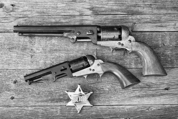 Black Powder Handguns