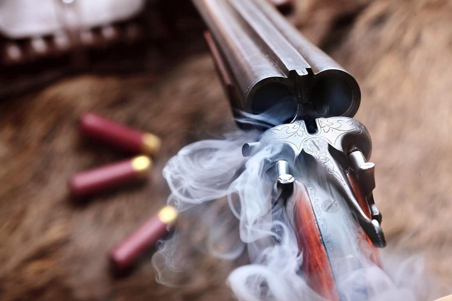 under shotguns,
