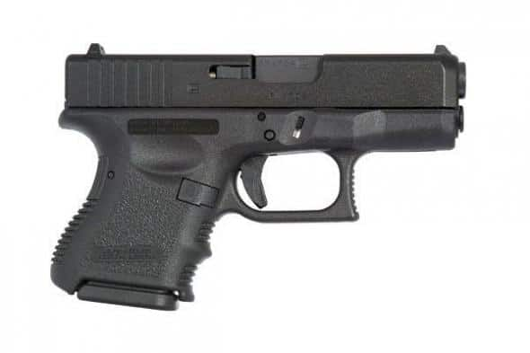 Pistols Offered by Glock