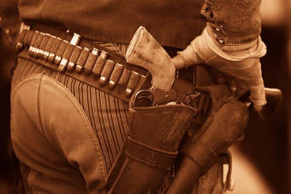 Cimarron Arms revolver