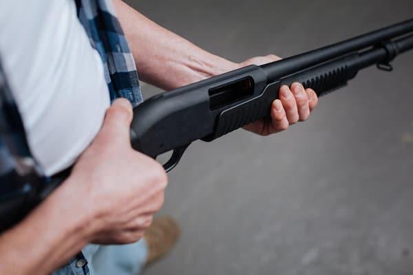 bolt action gun