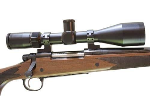 Bolt Action Handgun