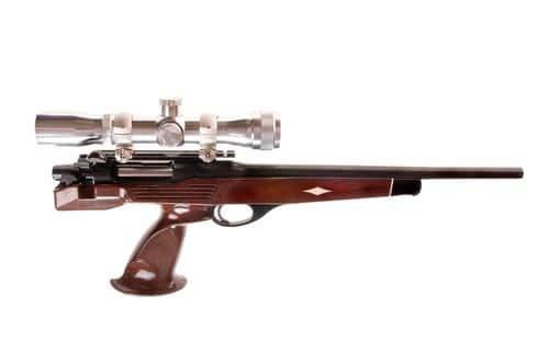 Bolt Action Handguns