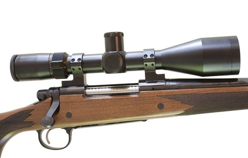 Bolt Action Survival Gun