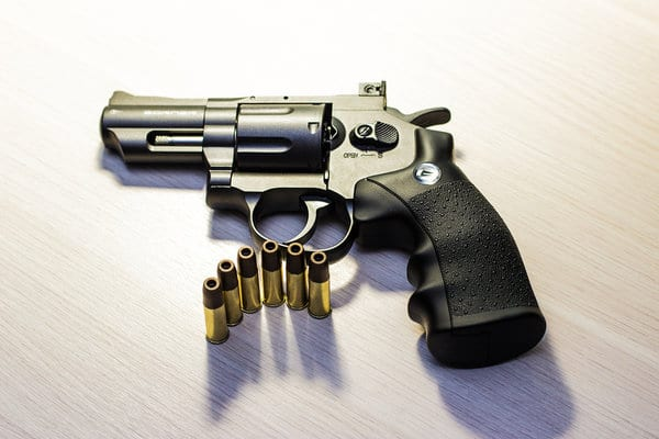 Charter Arms Hunting Revolver