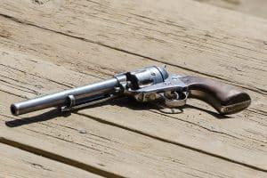 Cimarron Single Action Revolver