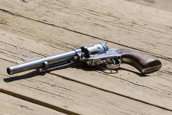 Cimarron Single Action Revolver