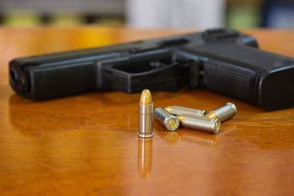Compact Semi Auto Pistol