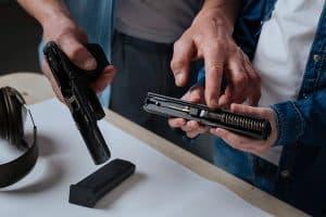 Customized Handgun