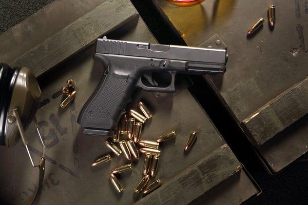 Glock 19 Semi Automatic Handgun