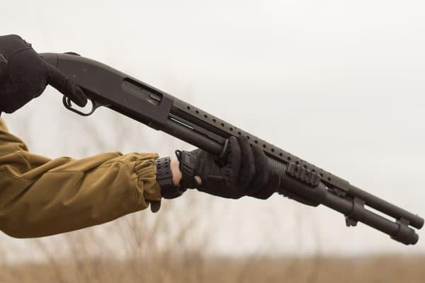 Mossberg's Shotguns