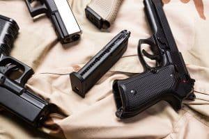Single Action Automatic Pistol
