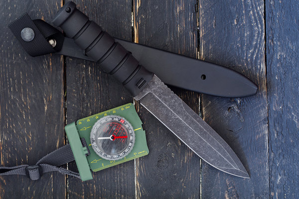 Tactical Fixed Blade