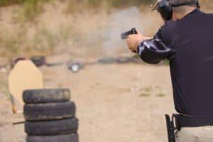 Double Action Pistols