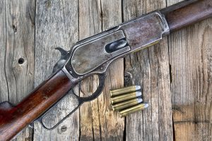 Carbine Lever Action Rifle