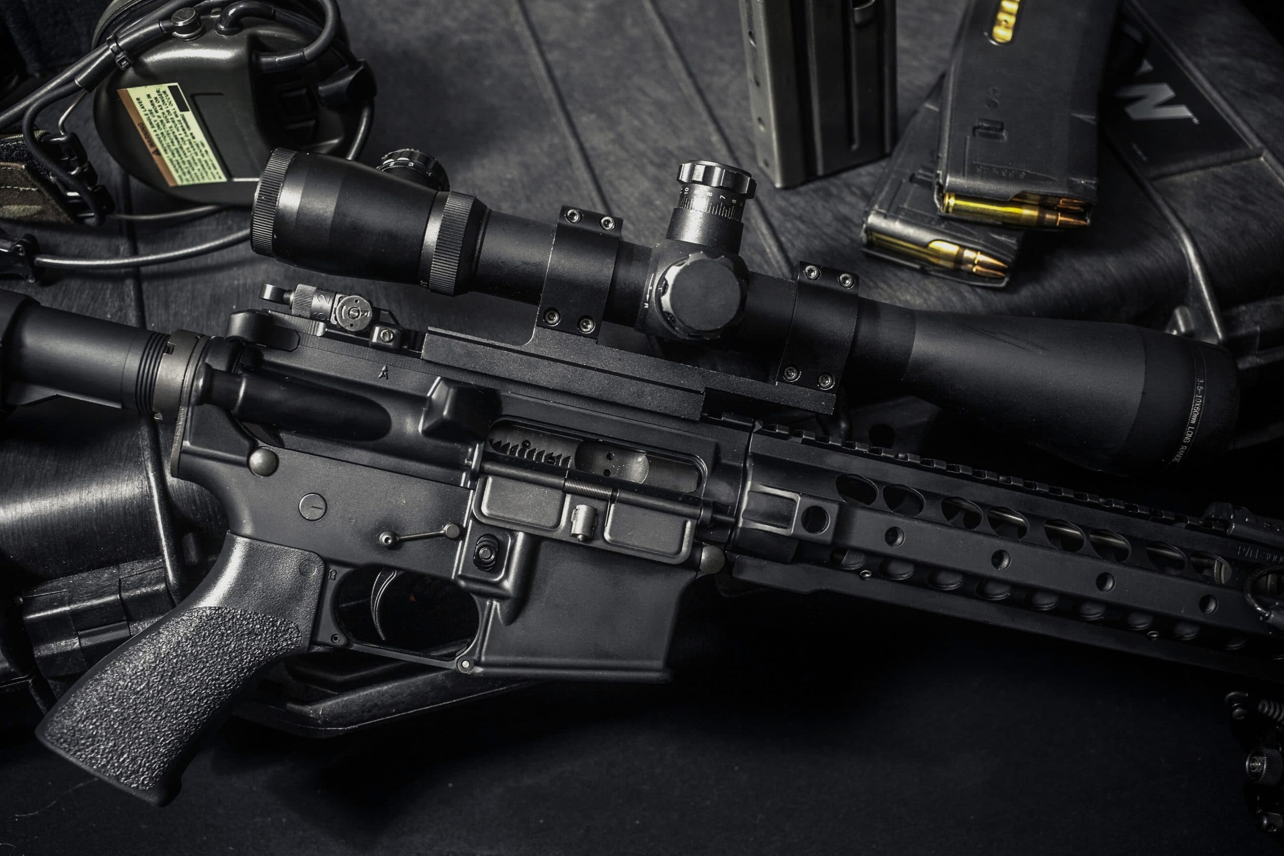 Tactical Scope Mounts in Sterling Heights