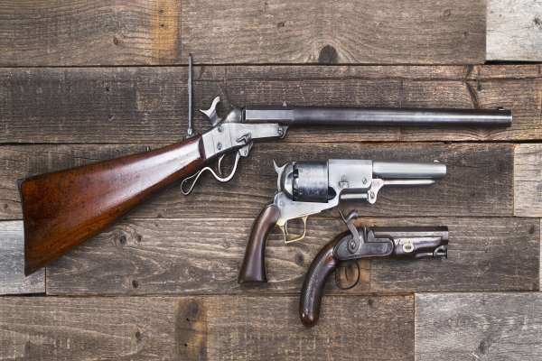 Uberti Lever Action Rifles in Sterling Heights