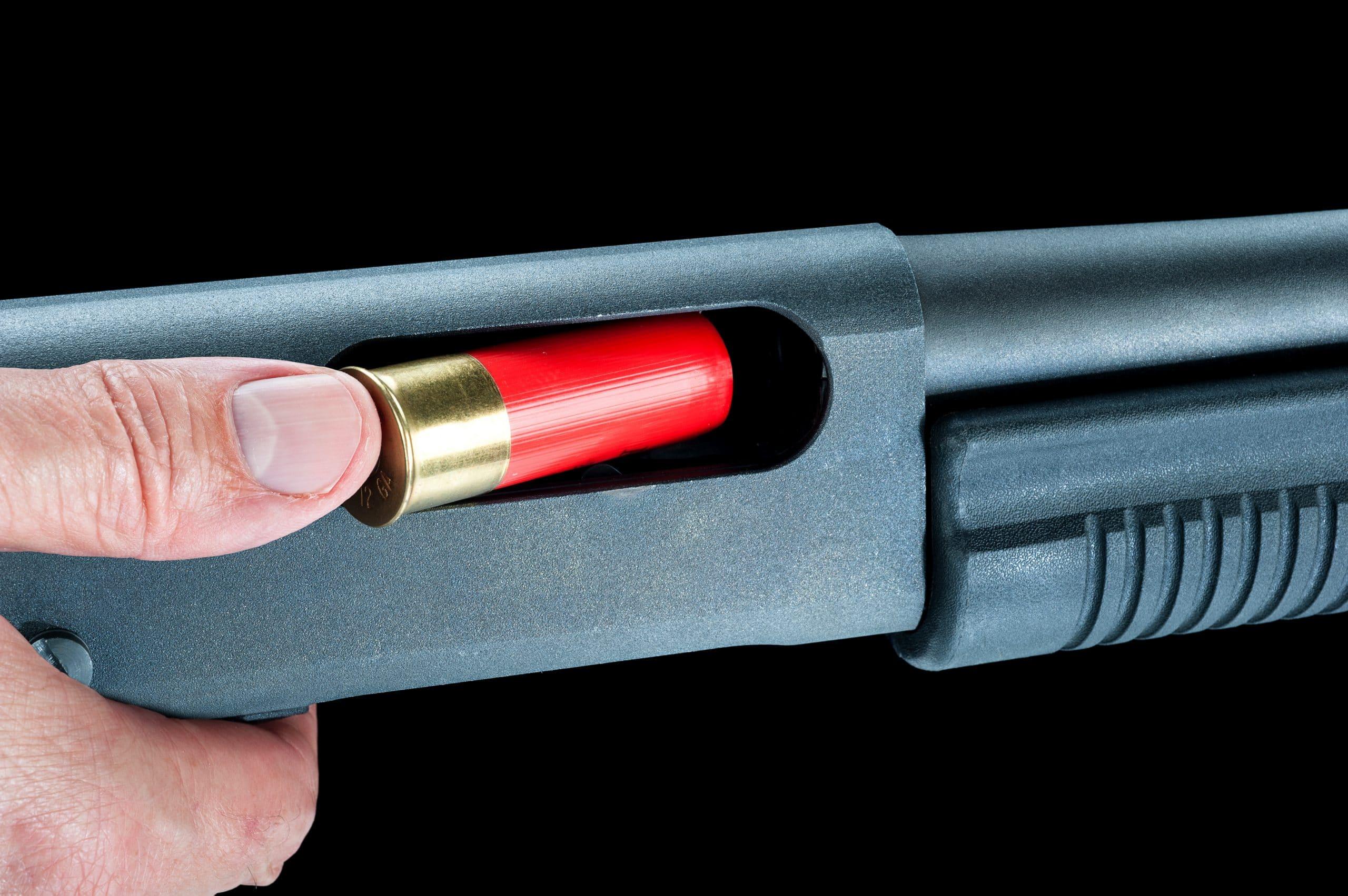 Single Pump Action Shotgun in Sterling Heights