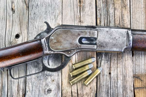 Henry Lever Action Rifle in Sterling Heights