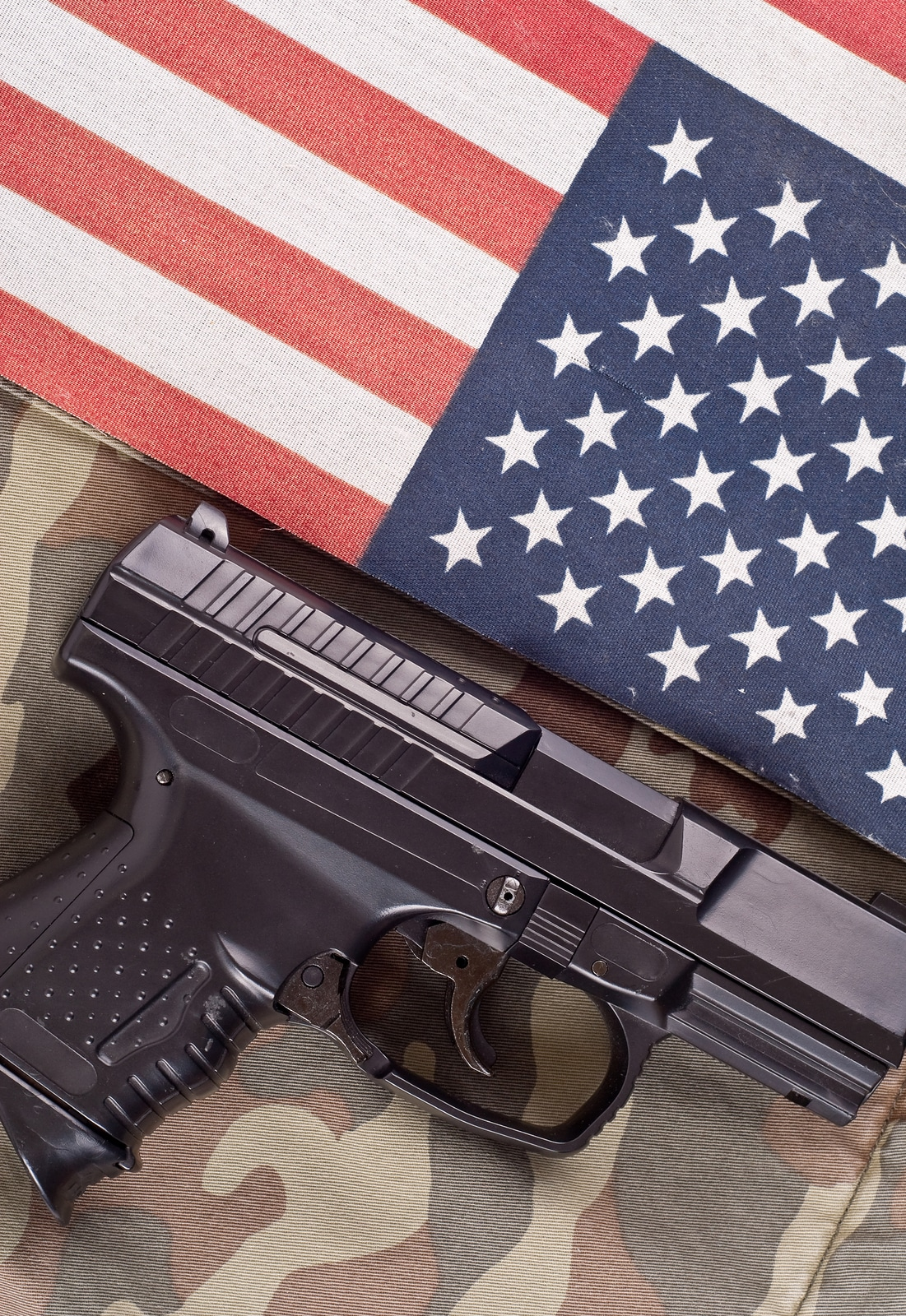Best Handguns Used by Elite Military Forces