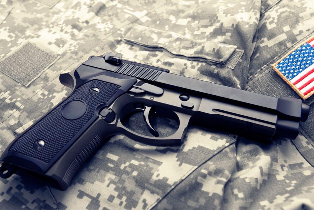 Sig Sauer P320 Versus the Beretta M9