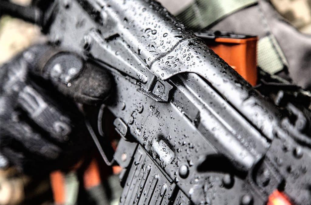 How to Waterproof a Handgun or Rifle