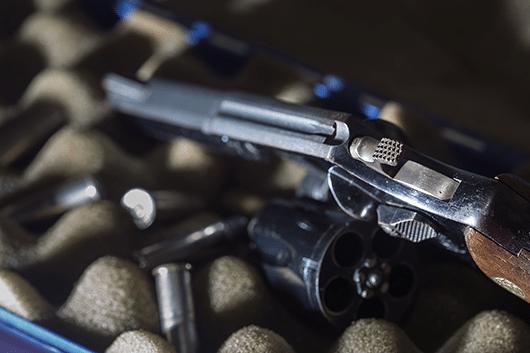 Revolvers and Semi-Automatic Pistols