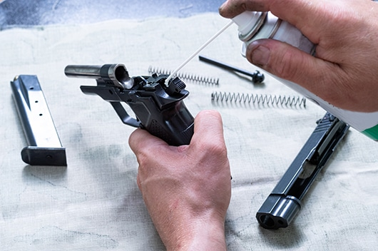 Gunsmithing the Handgun