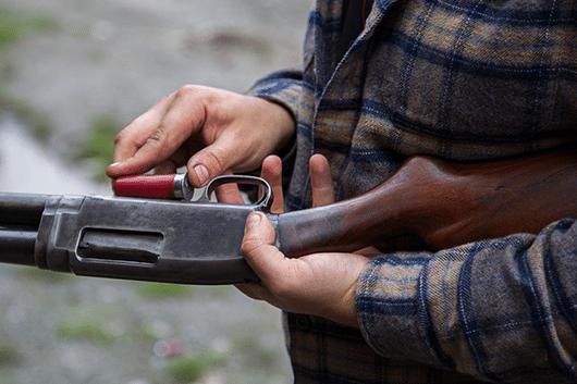gun for self-defense